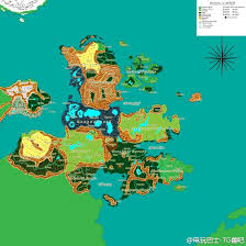 World Of Warcraft Map Unconfirmed World Of Warcraft 6 0 New Map Draenor Leaked 2p Com