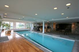 In Door Pool A Gym With A View In Manchester By The Sea Landvest Blog