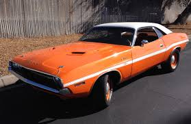dodge challenger 1970 orange 1970 dodge challenger rt mopar restoration nuys auto