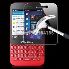 Lcd Q5 jonsnow tempered glass for blackberry q5 screen protector high