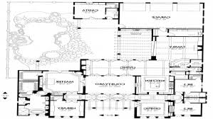 home plans with interior pictures beaufiful spanish house plans images u003e u003e hacienda home floor plan