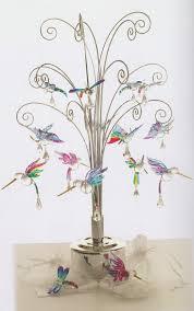 glass hummingbird with hum