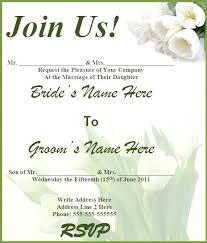 free wedding sles by mail free wedding invitation sles 5968 also wedding