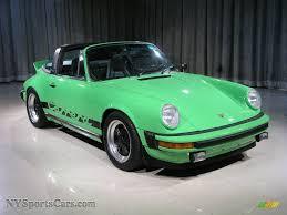 1974 Porsche 911 Carrera Targa In Viper Green Photo 3 410146