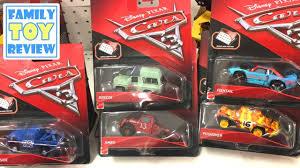 new disney cars 3 toys hunting thunder hollow jimbo roscoe