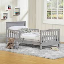 kids bed headboard baby relax haven toddler bed choose your finish walmart com loversiq