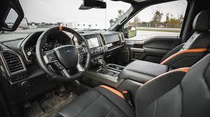 Ford Raptor Orange - 2017 ford f 150 raptor interior and exterior youtube