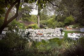 Cheap Wedding Venues San Diego Outdoor Wedding Feast At The San Diego Botanical Gardens San