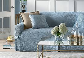Teal Couch Slipcover Sure Fit Category