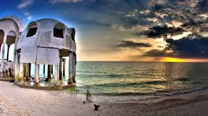 Dome Home by The Dome Home Of Cape Romano 40 Years Of Photo Youtube