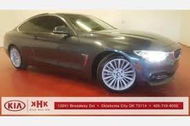 bmw 4 series used used bmw 4 series for sale in oklahoma city ok edmunds