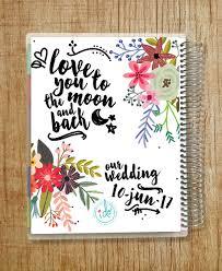 wedding planner agenda wedding planner agenda para novia