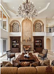 Best Old World Mediterranean Tuscan  Spanish Images - Tuscan style family room