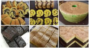 cara membuat kue bolu jadul natural cooking club reportase kursus butter cake alias bolu jadul