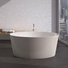 modelli di vasche da bagno vasca da bagno per centro stanza in marmo ricomposto stile moderno