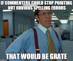 Spelling Police Meme - spelling police imgflip