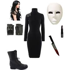 Jane Killer Halloween Costume Jane Killer Dress