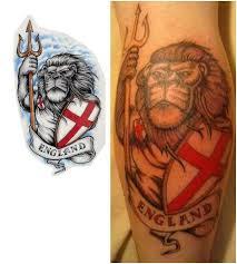 english tattoos ideas english lion ink gawker body art tattoo