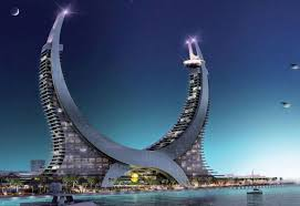 building concept world general knowledge the new moon building concept in dubai