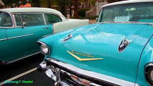 1957 chevy classic car show youtube