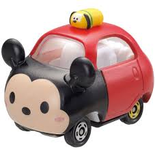 kid play car amazon com takaratomy tomica disney motors tsum tsum dmt 01 mini