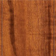 Distressed Laminate Flooring Home Depot Hampton Bay High Gloss Jatoba 8 Mm Thick X 5 In Wide X 47 3 4 In