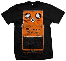 strange matter r v a