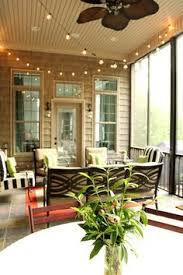 Patio String Lights by The Best Outdoor Patio String Lights Patio Reveal Patio String
