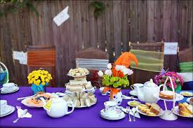 High Tea Party Decorating Ideas Tea Party Decorations Contemporary Colorful Tea Party Ideas For