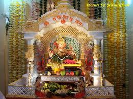home mandir decoration home temple decoration lights wanker for