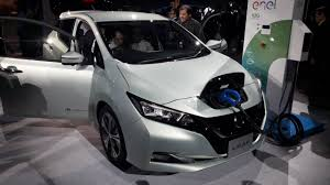 nissan leaf japanese to english nissan confirms leaf electric car for sale in thailand