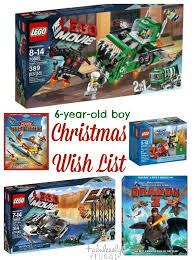 christmas gift ideas u2013 6 year old boy lego movie legos and