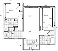 bedroom floor plan home interior design living room