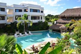 Clothing Optional Bed And Breakfast Intima Resort Tulum Clothing Optional Adults Only 2017 Room