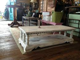 White Distressed Coffee Table Distressed White Coffee Table Beaconinstitute Info