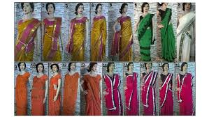 How To Drape A Gujarati Style Saree Wearing The Great Indian Saree In Most Stylish Way Udemy