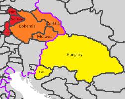 bohemia map kingdom of bohemia principia moderni iv map alternative