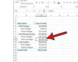 tutorial pivot table excel 2013 pivot table in excel 2013 click inside the pivot table pivot table
