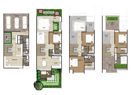 luxury villa floor plans small house plans free villa autocad file sq ft bedroom and