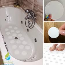 non slip anti skid safety grip stickers bath shower tray non