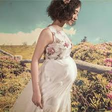 maternity photo props ankle length flower maternity photography props pregnancy