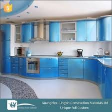 kitchen self design acrylic indian self assemble kitchen cabinets