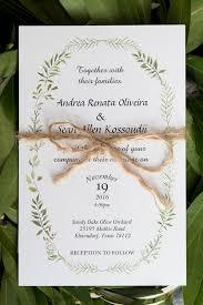 wedding invitations san antonio andrea and s oaks olive orchard wedding san antonio