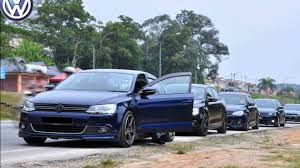 modified volkswagen jetta vw jetta club m u0027sia cny u0027s kuala kelwang youtube
