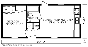 Mobile Home Floor Plans Single Wide Single Wide Mobile Homes Factory Expo Home Centers