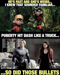 Avengers Meme - incredibles and avengers meme
