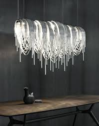 two sizes modern contemporary rings pendant light ceiling lamp