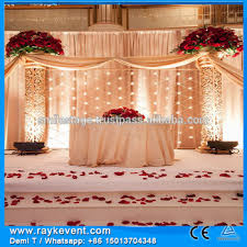 muslim backdrops muslim wedding stage christmas decoration backdrops truss system