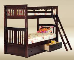 Gary Extra Long Twin Over Twin Bunk Bed Convertible XL Bunk Bed - Extra long twin bunk bed