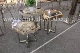 petrified wood furniture petrified wood indonesia
